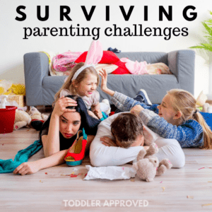 Surviving Parenting Challenges