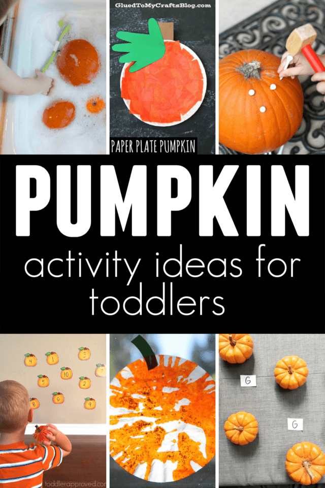 six Halloween activity ideas for toddlers