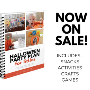 Toddler Halloween Party Guide Ebook