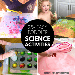 Simple Science Projects for Toddlers