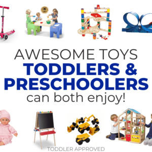 Awesome Gifts for Toddlers & Preschoolers