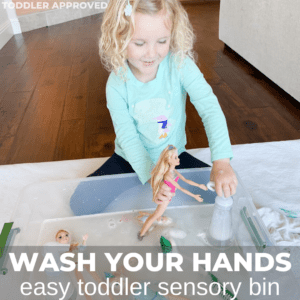 Make Hand Washing Fun Self Care Skills for Toddlers