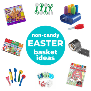 Awesome Non-Candy Easter Basket Fillers for Toddlers