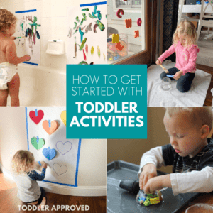 Toddler Activity Start Up Guide