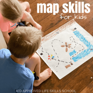 Hands-On Map Skills Activities for Kids