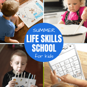 Hands-On Life Skills Activities for Kids