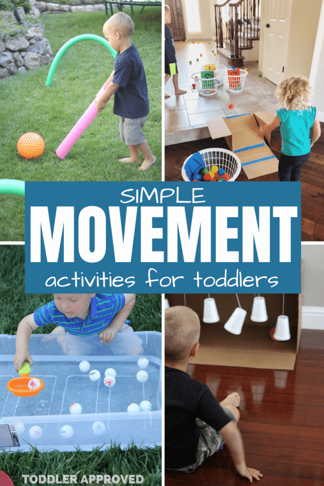 easy movement activities for kids