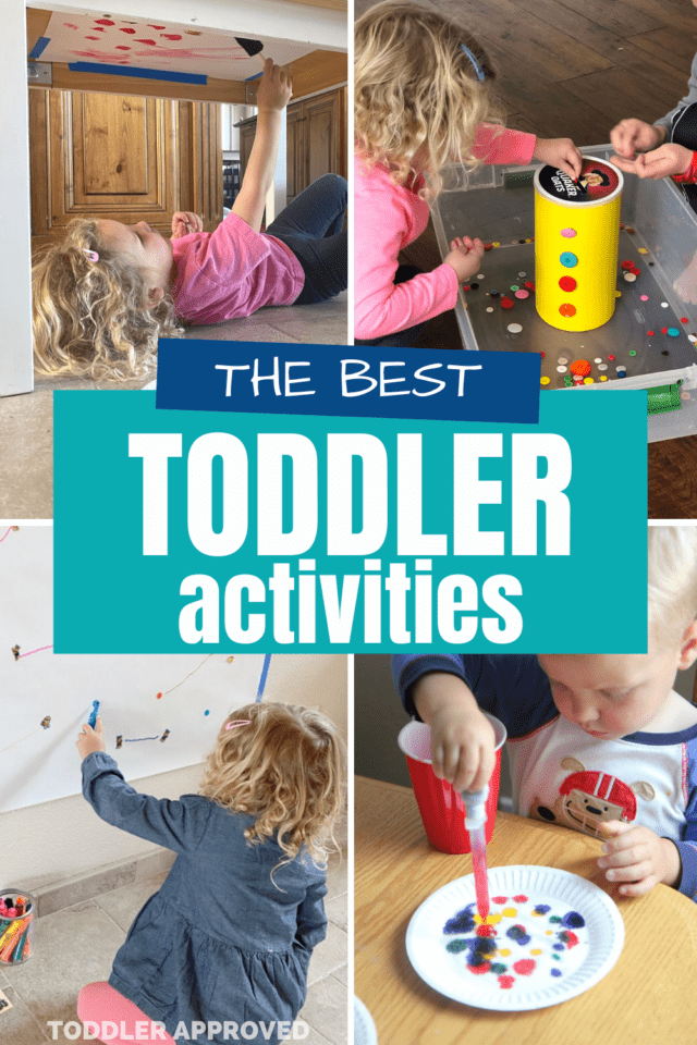 75 awesome activities for toddlers