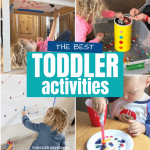The Best Simple Toddler Activities
