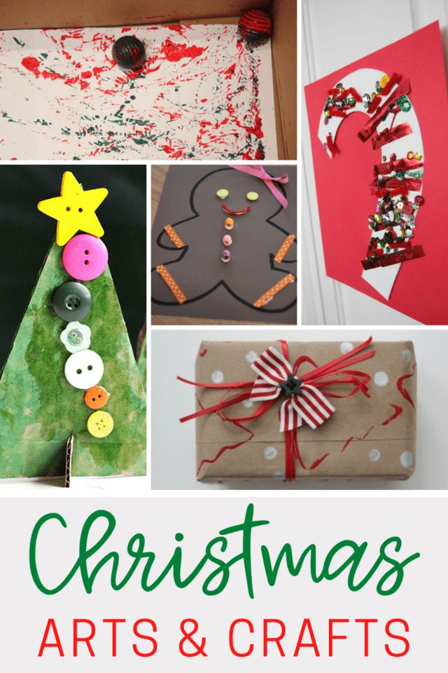 Christmas art activities