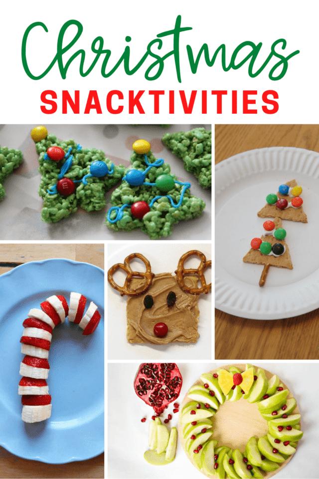 Christmas treats for kids