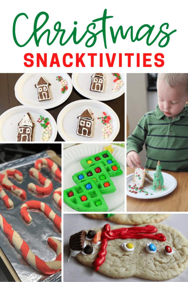 easy Christmas treats for kids to make