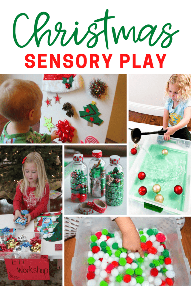 activities using the five senses