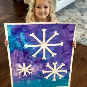 Snow Week Activity Plan