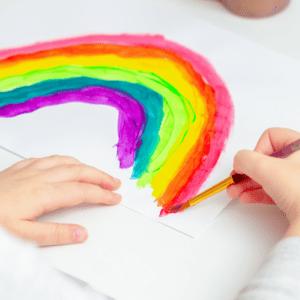 Rainbow Week Activity Plan