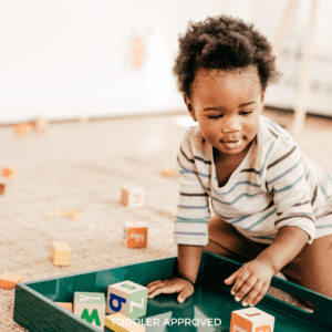 Simple Tips to Increase Independent Play Parent Class