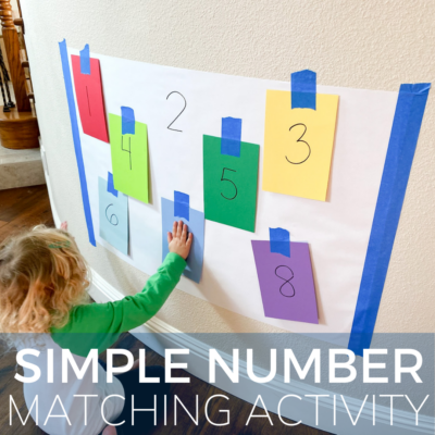 math activity for toddlers