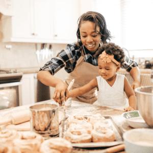 Baking Week Activity Plan