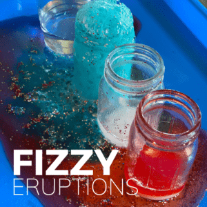 Fizzy Eruptions Science Experiment