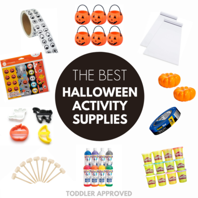 halloween activity supplies for toddlers and preschoolers